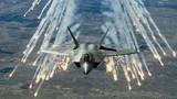 Sức mạnh ghê gớm của F-22 Mỹ tấn công IS ở Syria