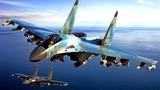 Top bí mật thú vị trên siêu tiêm kích Su-35