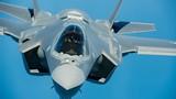 """F-35 có thêm vũ khí khủng: """"Mưa sao băng và bom"""""""