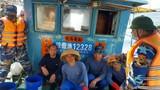 Biên phòng Việt Nam truy bắt 2 tàu cá Trung Quốc trái phép chỉ trong 1 tuần