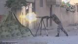 Cảnh phiến quân Hồi giáo hùng hổ chiếm Kobani