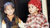 Lộ clip thời thơ ấu của Á hậu Huyền My
