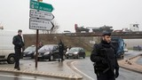 Video cảnh sát truy lùng nghi phạm vụ xả súng ở Pháp