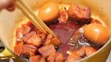 Bí quyết làm món thịt ba chỉ kho trứng cút ngon tuyệt