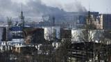 DPR: Phát hiện thi thể lính đánh thuê ở sân bay Donetsk