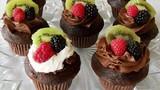 Cách làm bánh cupcake socola hảo hạng cho ngày Valentine