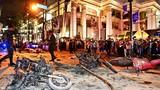 Hé lộ nguyên nhân gây sốc vụ đánh bom ở Bangkok