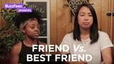 Sự khác biệt giữa bạn thường và bạn thân