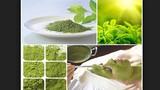 Công dụng làm đẹp không ngờ tới của bột trà xanh