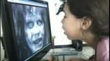 Troll dọa ma bá đạo trên máy tính