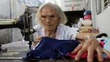Video: Tấm lòng vàng của cụ già 92 tuổi may chăn tặng người nghèo