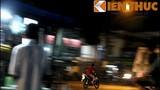 Nữ quái xế đua xe náo loạn Đồng Nai