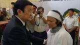 Chủ tịch nước Trương Tấn Sang xúc động viếng ông Nguyễn Bá Thanh