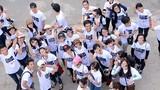 Giới trẻ Đà Nẵng ào xuống đường khởi động Giờ Trái đất