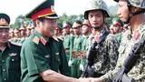 Cận cảnh các đơn vị QĐ Việt Nam luyện tập diễu binh
