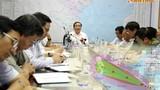 Phó Thủ tướng họp khẩn về tình hình cơn bão số 4