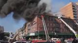 Hướng dẫn cách thoát hiểm bằng dây khi cháy nhà cao tầng