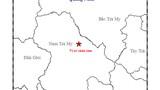 Quảng Nam lại vừa xảy ra động đất 3,9 độ richter