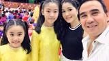 Con gái của MC Quyền Linh càng lớn càng xinh xắn, đáng yêu