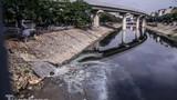 Tràn ngập nước thải, liệu sông Tô Lịch có tái sinh thành sông Thames?