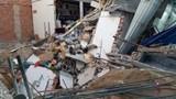 Hiện trường vụ sập nhà kinh hoàng ở Đà Nẵng