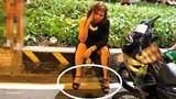 Tạm giam nữ tài xế đi BMW gây tai nạn ở ngã tư Hàng Xanh