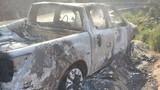 Bí thư xã bị bắt khẩn cấp để điều tra vụ giết người, đốt ô tô