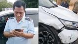 Đình chỉ công tác Phó chi cục trưởng hải quan gây tai nạn bỏ chạy