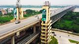 Cấm lưu thông trên cầu Thăng Long: Xe tải, xe khách chuyển đường nào?