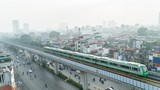 Hôm nay, đường sắt đô thị Cát Linh - Hà Đông bắt đầu vận hành