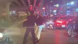 Trưởng Công an quận Thanh Xuân nói về vụ tài xế đánh người ở ngã tư