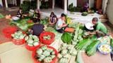 Tết ở làng bánh chưng nổi tiếng Phú Thọ