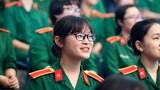 Chỉ có 3 học viện, trường quân đội tuyển sinh nữ năm 2021