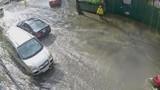 Cảnh báo 11 trọng điểm ngập úng khi mưa lớn ở Hà Nội