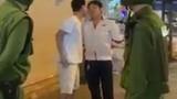 """Video: """"Bùng"""" tiền taxi từ Hưng Yên tới Hà Nội, thanh niên còn """"cà khịa"""" cảnh sát"""
