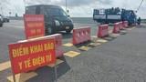Quảng Ninh: Qua chốt kiểm soát COVID-19 cầu Bạch Đằng cần giấy tờ gì?