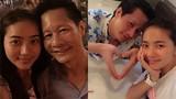 Phan Như Thảo và chồng đại gia tình tứ đi du lịch