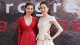Hoa hậu Đặng Thu Thảo đọ sắc cùng siêu mẫu Thanh Hằng