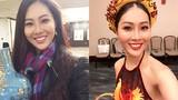 Hình ảnh đầu tiên của Diệu Ngọc tại HH Thế giới 2016