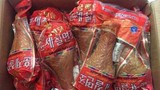 Tỏ tường đùi gà nặng 1kg đang hút các mẹ Việt