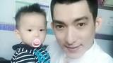 Chồng cũ Phi Thanh Vân vui mừng gặp con sau scandal ly hôn
