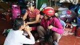 Đi xe máy xuyên Đông Dương, mua tóc cả thiên hạ