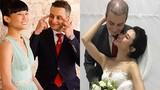 Chuyện tình ngọt ngào của Kha Mỹ Vân và chồng Tây trước đám cưới