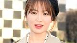 Song Hye Kyo gây chú ý khi xuất hiện tại show thời trang