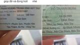 Vợ chồng tên lạ: Phạm Hoàng Trung Kính Quý Thư và Đỗ Thanh Bush