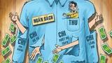 Ngân sách nhà nước: Thu được 3 đồng thì tiêu mất 2 đồng