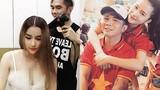 Ảnh tình tứ của Khánh Đơn bên bạn gái hot girl Huỳnh Như
