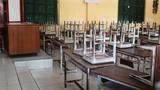 Sau khai giảng, nhiều trường học tại Huế tiếp tục… 'nghỉ hè'?