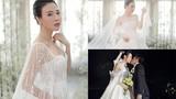 Điều đặc biệt về 3 chiếc váy cưới của Đàm Thu Trang