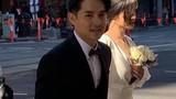 Đông Nhi- Ông Cao Thắng chụp ảnh cưới ở trời Tây